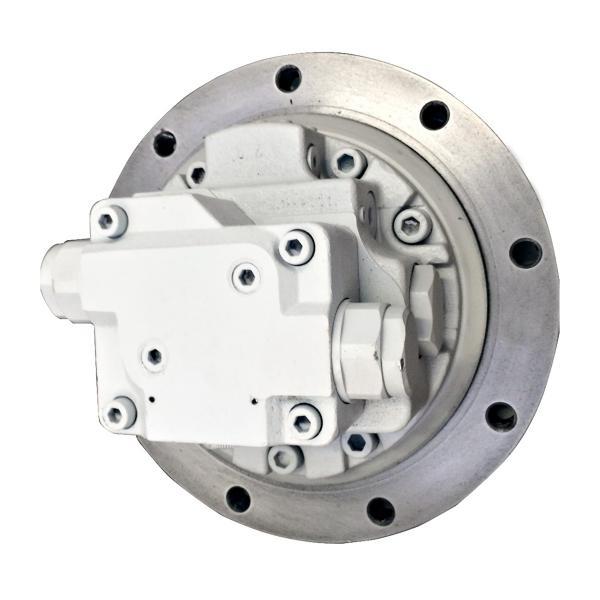 John Deere 332 2-SPD RH Hydraulic Finaldrive Motor #1 image