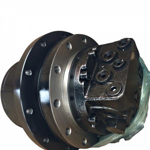 John Deere 332D 2-SPD RH Reman Hydraulic Finaldrive Motor #3 image