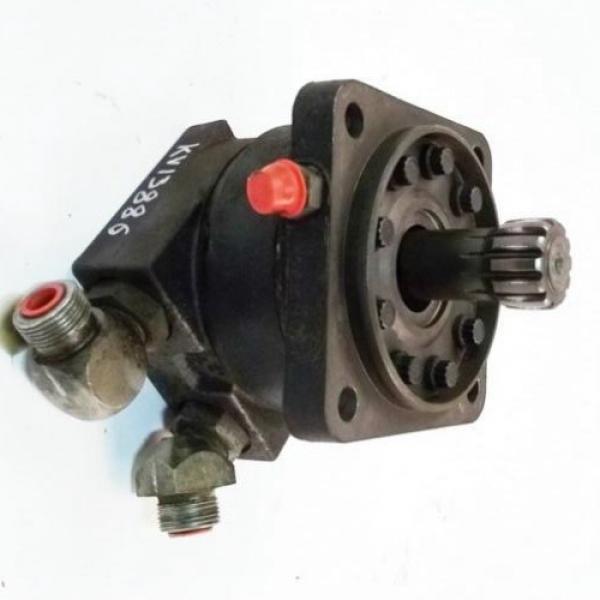 John Deere 332D 2-SPD RH Reman Hydraulic Finaldrive Motor #1 image
