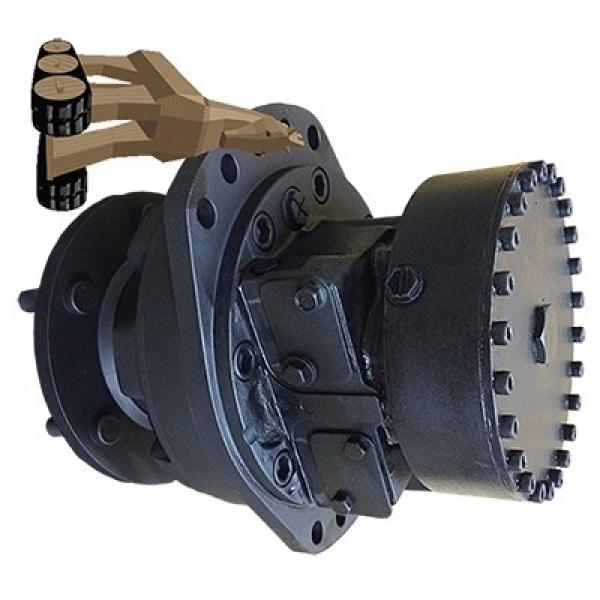 Caterpillar 353-0500 Hydraulic Final Drive Motor #3 image