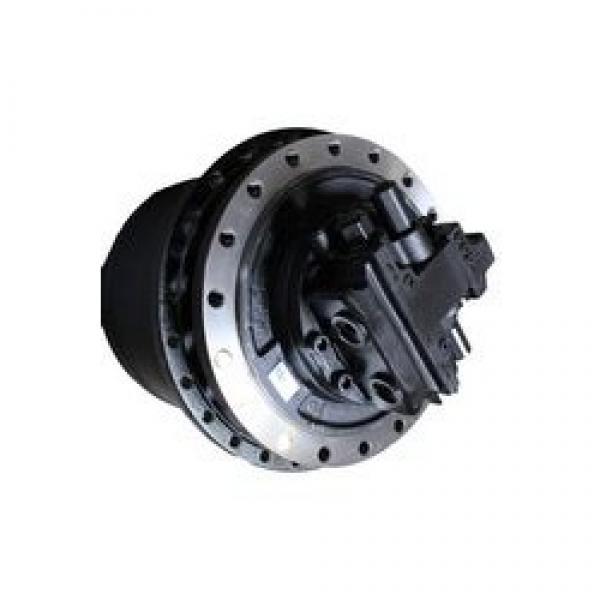 John Deere 332D 2-SPD RH Reman Hydraulic Finaldrive Motor #2 image