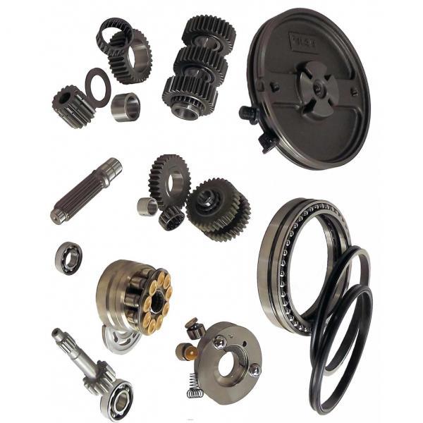 John Deere 332D 2-SPD LH Reman Hydraulic Finaldrive Motor #1 image