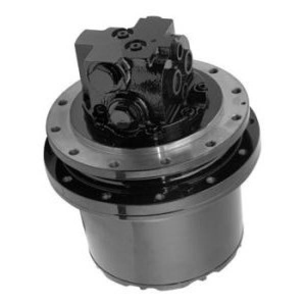 Komatsu PC15R-8 Hydraulic Final Drive Motor #2 image