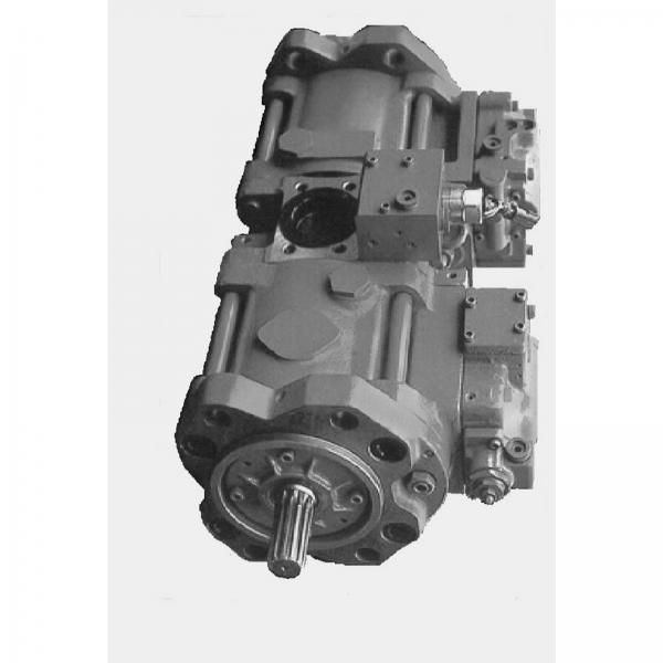Komatsu PC20-7 Hydraulic Final Drive Motor #2 image