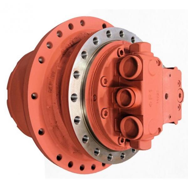 Komatsu PC130-5S Hydraulic Final Drive Motor #2 image