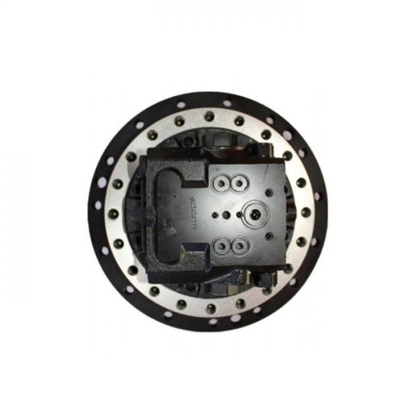 Komatsu PC308USLC-3E0-W1 Hydraulic Final Drive Motor #1 image